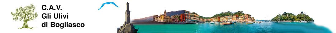 Case Vacanza Appartamenti Genova – C.A.V. Gli Ulivi di Bogliasco Logo