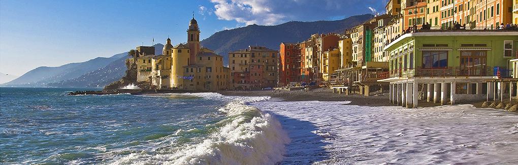 Camogli: paese da visitare tra Genova e Portofino